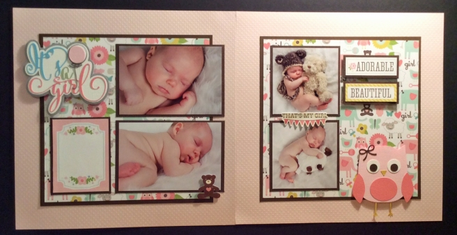 It's a Girl w Photos